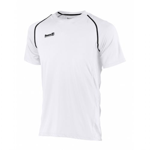 Reece Core Shirt White Unisex Senior